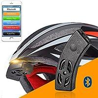 MaMaison007 ROCKBROS Smart Bluetooth casco Audio equitazione bicicletta Bell altoparlante
