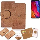 K-S-Trade 360° Cover cork Case for Xiaomi Mi8 Youth |