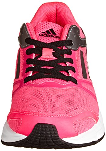 adidas Lite Arrow 2.0, Chaussures de running mixte adulte Rose (Neon Pink/Neo Iron Met. F11/Black 1)