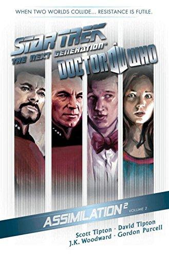 Star Trek: The Next Generation / Doctor Who: Assimilation 2 Volume 2 (Star Trek/Dr Who)