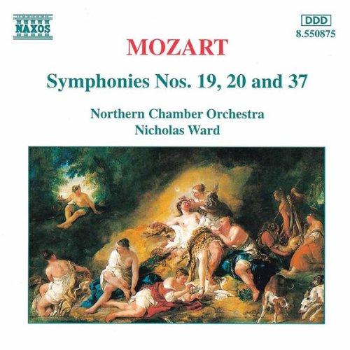 Symphony No. 20 in D major, K. 133: II. Andante