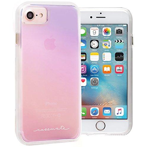Case-Mate CM034674X  Case-Mate Naked Tough-Hülle für das Apple iPhone 7/6/6s - In Regenbogenfarben