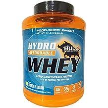 Bull Sport Nutrition Hydro Affordable Whey Suplementos de Proteínas - 2300 gr