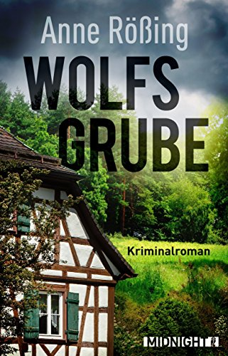 Image of Wolfsgrube: Kriminalroman