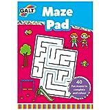 Galt - Maze Pad 3 Yaş+ Aktivite Kitabı (1004753)