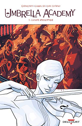 Umbrella Academy 01. La Suite apocalyptique NED par Gerard Way, Dave Stewart