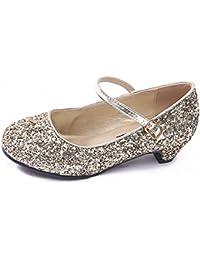 Girls' Court Shoes : Amazon.co.uk