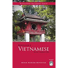 Beginner's Vietnamese with 2 Audio CDs (Hippocrene Beginner's)