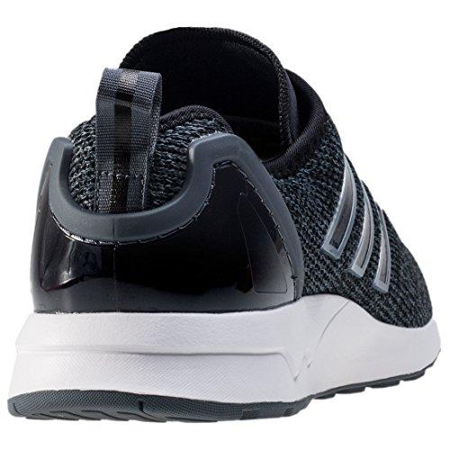 adidas Zx Flux Adv, Scarpe da Ginnastica Uomo Black