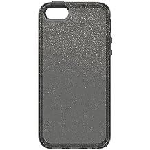 Speck CandyShell–Carcasa rígida para Apple iPhone 5/5s/5se transparente/brillante Onyx Oro