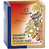 Sonnentor Gewürz-Blüten-Probier Mal! - 10 Portionsbeutel, 1er Pack (1 x 48 g) - Bio