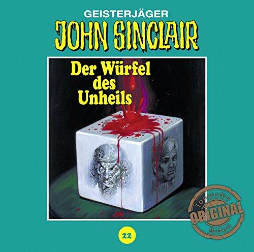 John Sinclair (22) Der Würfel des Unheils (Jason Dark) Tonstudio Braun / Lübbe Audio 2016