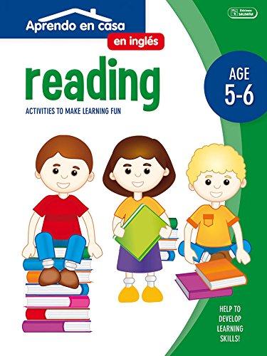 APRENDO EN CASA INGLÉS (5-6 AÑOS): Aprendo En Casa Inglés. Leer. 5 - 6 Años: 1