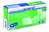 Semperguard Nitril Einweghandschuhe X-Tension, Box mit 100 Stück, Größe M