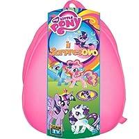 Pasqua è un appuntamento ancora più divertente con il Sorpresovo Girls Hasbro! Il tradizionale uovo di Pasqua si evolve e diventa uno zainetto con una selezione di giochi teneri ed emozionanti: dopo averlo aperto, infatti, ogni bambina vi tro...