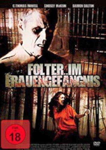 Folter im Frauengefängnis (DVD)