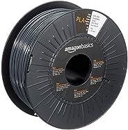 Amazon Basics Filament PLA pour imprimante 3D, 1,75mm, Bobine, 1kg