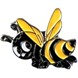 Spilla in metallo smaltato, motivo: Looney Tunes, Wasp, motivo: Hornet