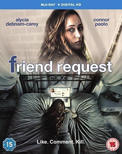 Bild von Friend Request [Blu-ray] [2016] UK-Import, Sprache-Englisch