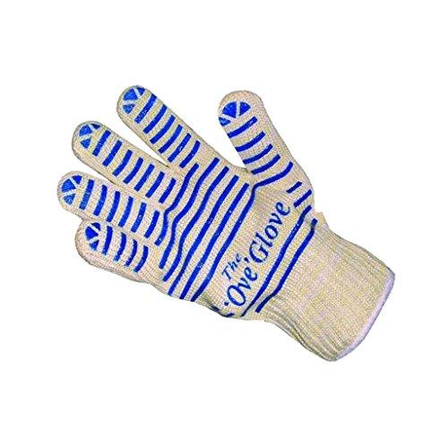 Gants de Four avec de Longues Poignets Gants Anti-chaleur Lavable pour Micro-onde