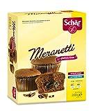 Schar Meranetti Merendine Al Cacao Senza Glutine 200g (4x50g)