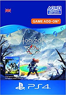 Horizon Zero Dawn: The Frozen Wilds [PS4 Download Code - UK Account] (B071G9ZBX5) | Amazon price tracker / tracking, Amazon price history charts, Amazon price watches, Amazon price drop alerts