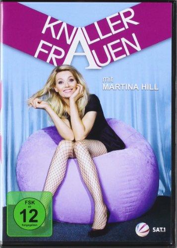 Martina Hill - Knallerfrauen: Staffel 1 (2 DVDs)