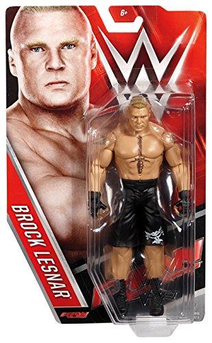 BROCK LESNAR - WWE BASIC-SERIE 64 MATTEL SPIELZEUG WRESTLING ACTIONFIGUR