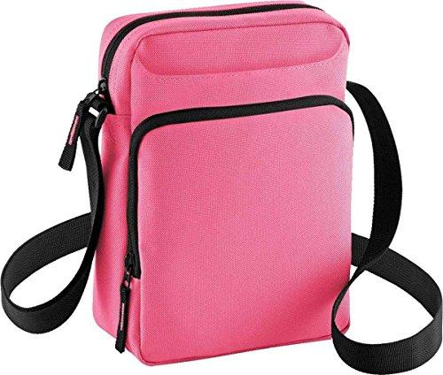 CreativeMinds UK , Herren Schultertasche True Pink
