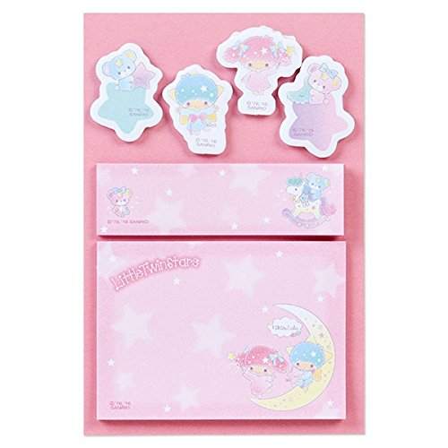 Little Twin Stars Sticky Notes/Page Markers Set