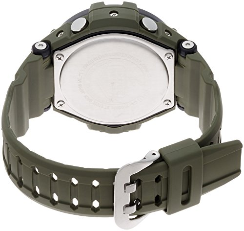 b26be1d99176b Men s Watches - CASIO G-SHOCK Master in OLIVE DRAB GA-1100KH-3AJF ...