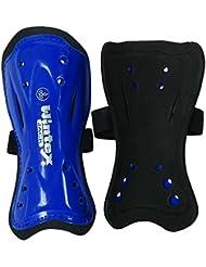 Wintex Poids Léger Hockey Manche Pvc Bleu Matériau Cheville Manche - 22 X 17 Cm