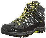 CMP Unisex-Kinder Rigel Trekking-& Wanderstiefel, Mehrfarbig (Graffite U887_11), 34 EU