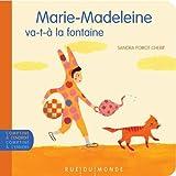 Marie-Madeleine va-t-à la fontaine : Marie-Madeleine nettoie sa baleine