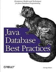Java Database Best Practices  (en anglais)