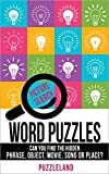Best Adult Movies - Riddles: Word Picture Search Puzzles: Can You Find Review