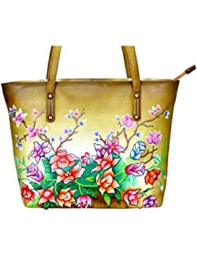 Niarvi Glamour Handpainted Handtasche