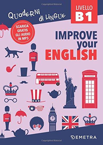 Zoom IMG-3 improve your english b1 con