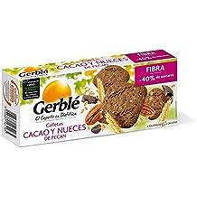 Galletas Cacao Y Nueces De Pecan Gerblé 132 G
