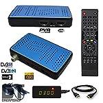 FREESKY 517 HD Mini Digitaler Satelliten Receiver HD mit 2x USB + IR Empfangsauge LED Anzeige