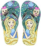 Barbie Girl's Sea Green Flip-Flops-8 Kids UK/India (26 EU) (STY-18-19-001806)