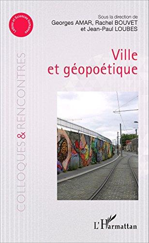 Ville et géopoétique