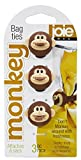 Joie Monkey Tasche Kabelbinder–3Stück