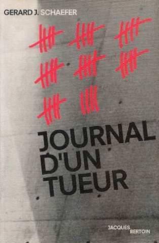 Journal d'un tueur