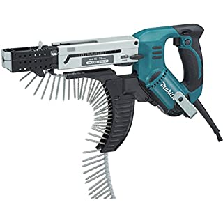 Makita 6844 240 V Auto-Feed Screwdriver with Carry Case