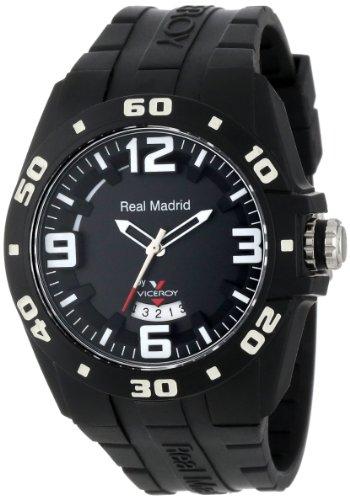 Viceroy 432851-55 – Reloj de pulsera Mujer, Caucho, color Negro