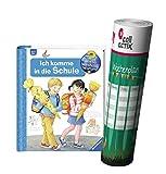Ravensburger Kinder Sachbuch 4-7 Jahre | Ich komme in die Schule + Stundenplan Poster by Collectix