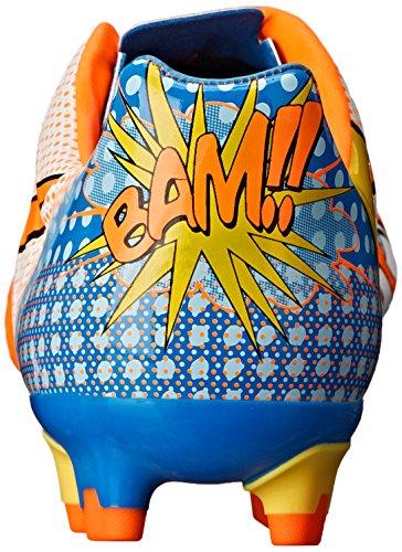 Puma Evopower1.2popfg Football Taquet White/Orange Clownfish/Electric Blue Lemonade