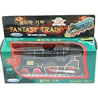 Preisvergleich für MICA fantasytrain Pull Back & Go Action Diecast Metall 37M + Maßstab: 1: 50