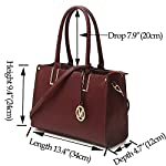 Ladies Women's Fashoin Designer Celebrity Shoulder Handbag Hot Selling Quality Faux Leather Tote Bags With Strap CWS00233B CWS00420 - totes